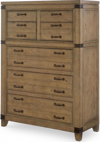 Metalworks Factory Chic 7 Drawers Chest