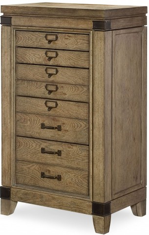Metalworks Factory Chic 5 Drawers Jewelry Chest
