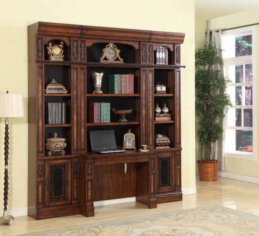 Leonardo 4pc Wall Unit