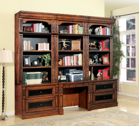 Leonardo 4pc Lateral Wall Unit