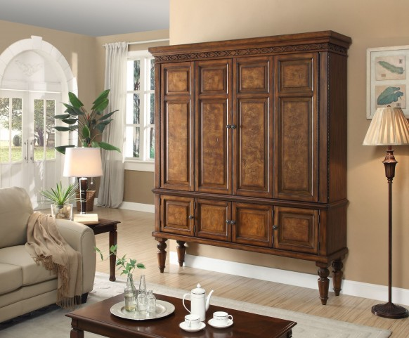"Leonardo 73"" Entertainment Armoire"