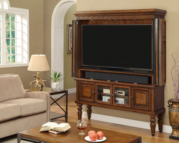 "Leonardo 60"" Entertainment Armoire"