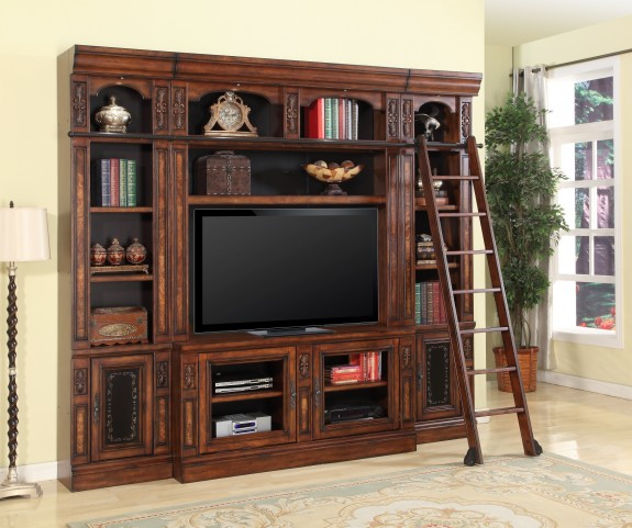Leonardo Spacesaver Entertainment Wall Unit