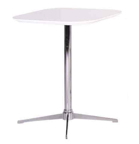 Leon White Gloss Table