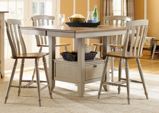 Al Fresco Counter Height Dining Set