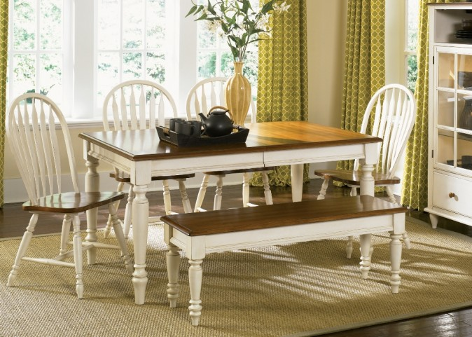 Low Country Sand Dining Room Set