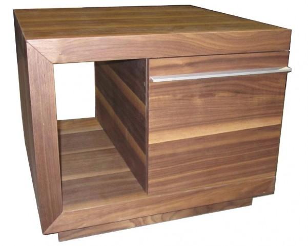 Libby-2 High Gloss End Table