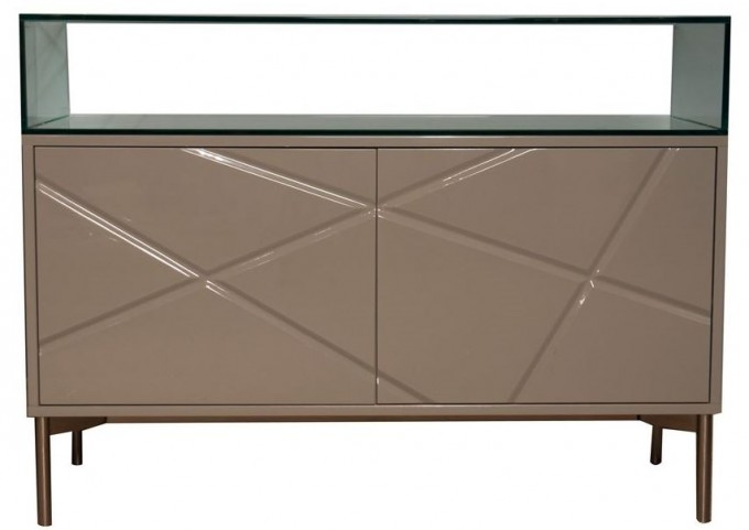 Ritz Linea Tan High Gloss Buffet