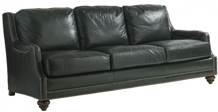 Coventry Hills Alcot Leather Sofa