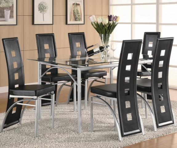 Los Feliz Rectangular Dining Room Set