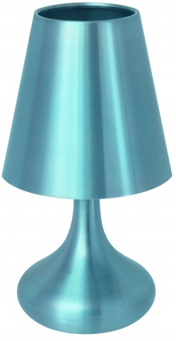 Genie Blue Touch Lamp