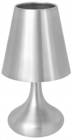 Genie Silver Touch Lamp