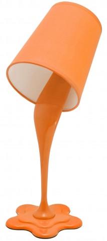Woopsy Orange Lamp