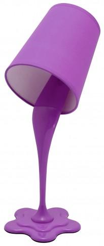 Woopsy Purple Lamp