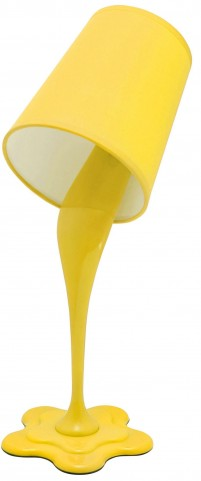 Woopsy Yellow Lamp