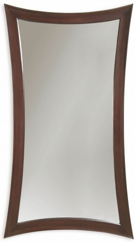 Hour-Glass Merlot Leaner Mirror
