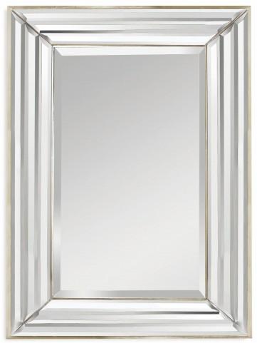Jewels Gold Leaf Wall Mirror