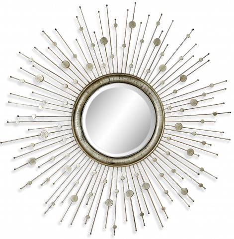 Marcello Silver Wall Mirror