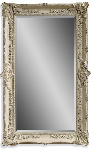 Garland Ant White Wall Mirror