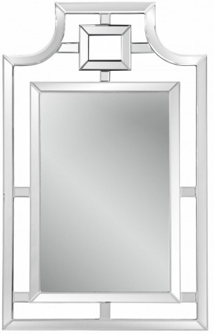 Bonifacio Clear Wall Mirror