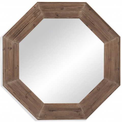 Granby Driftwood Gray Wall Mirror