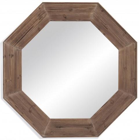 Granby Driftwood Gray Wall Mirror
