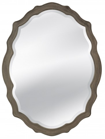 Barrington Distressed Grey Wall Mirror
