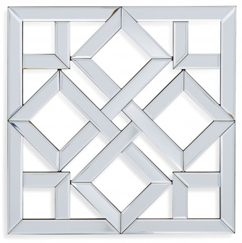 Vida Clear Wall Mirror