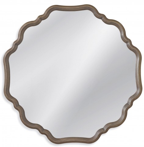 Davenport Grey Wall Mirror