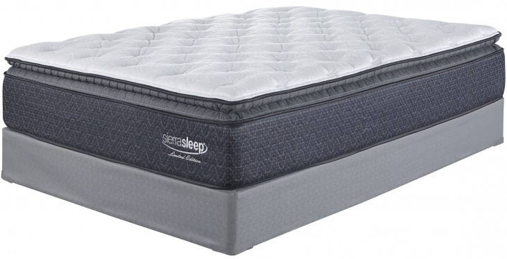 White Queen Pillowtop Mattress