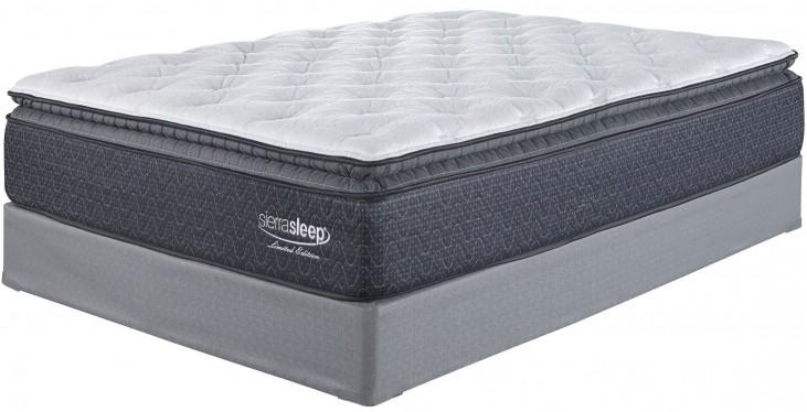 White Queen Pillowtop Mattress