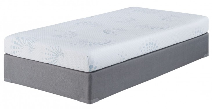 Kids Bedding Twin Memory Foam Mattress With Foundation