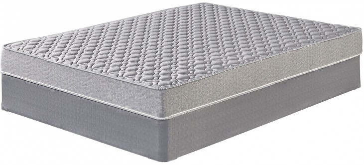 Tori Cove Starter Innerspring White Queen Mattress