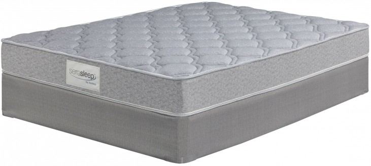 Rac Silver Ltd White Full Mattress