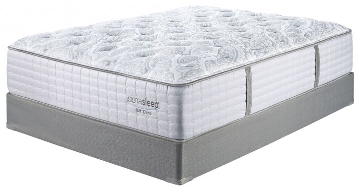 Mt Dana Plush Queen Mattress With Foundation
