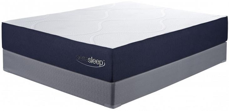 11 Inch Gel Memory Foam White Cal. King Mattress