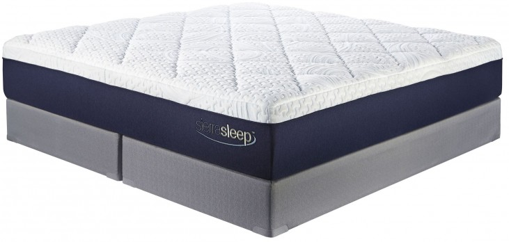 13 Inch Gel Memory Foam White King Mattress