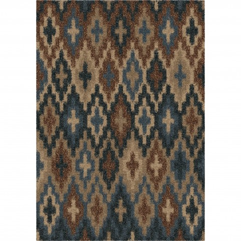 Lorcan Blue Medium Rug