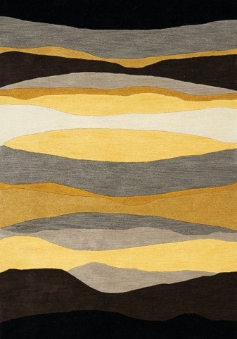 Manika Evening Beach Large Rug