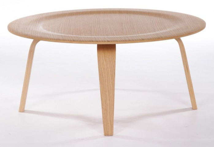 Modern Classics Marcus White Oak Coffee Table