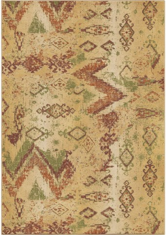 Orian Rugs Unique Coloring Border Helena Beige Area Small Rug