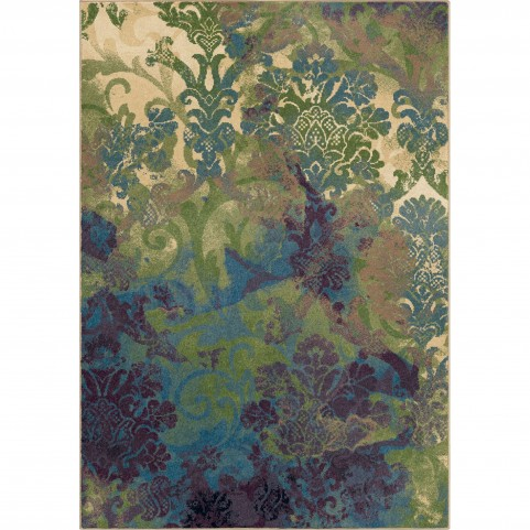 Flotty Bone Medium Rug