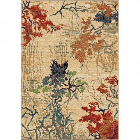 Bloomer Multi Medium Rug