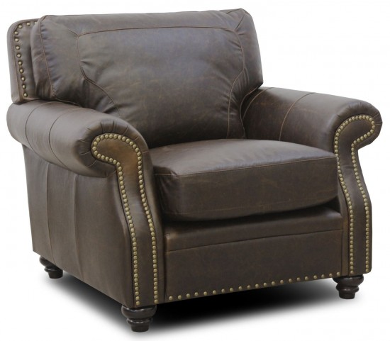 Mason Italian Leather Chair