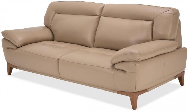 Mia Bella Taupe Sofa