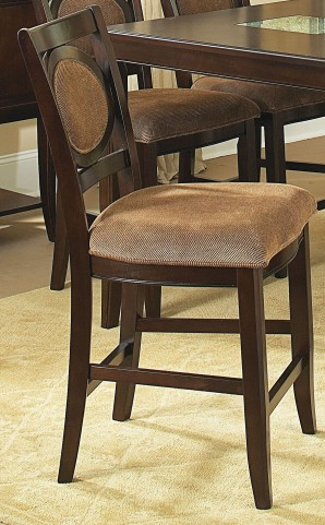 Montblanc Merlot Cherry Side Chair Set of 2