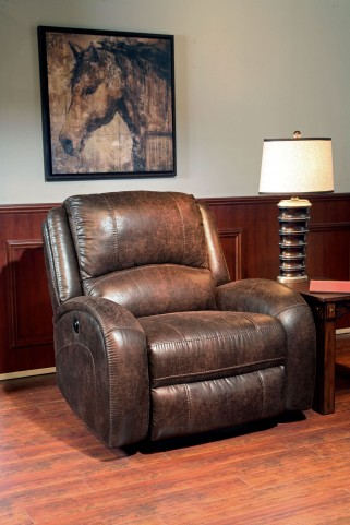 Bacchus Bonanza Lay Flat Power Recliner