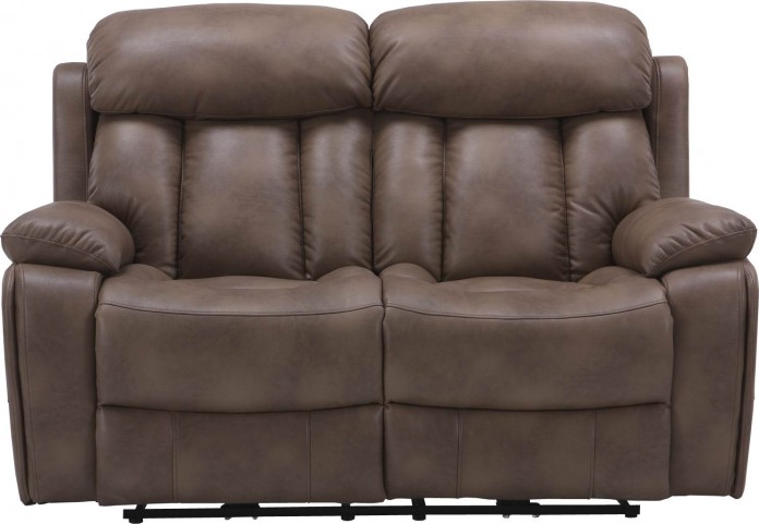 Baron Balsam Dual Power Reclining Loveseat