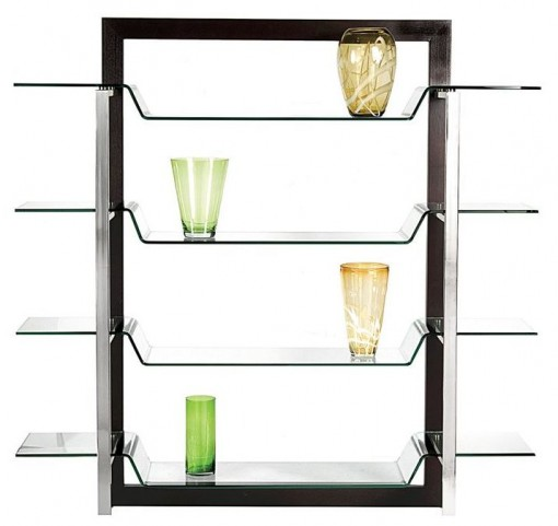 Md-0505-Sc Wenge oak Display Unit