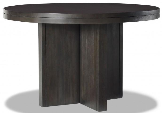 """Messina Smokey Brown Round 48"""" Dining Table"""